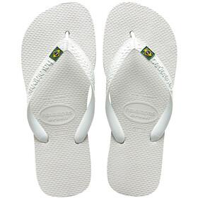 havaianas Brasil Sandals white